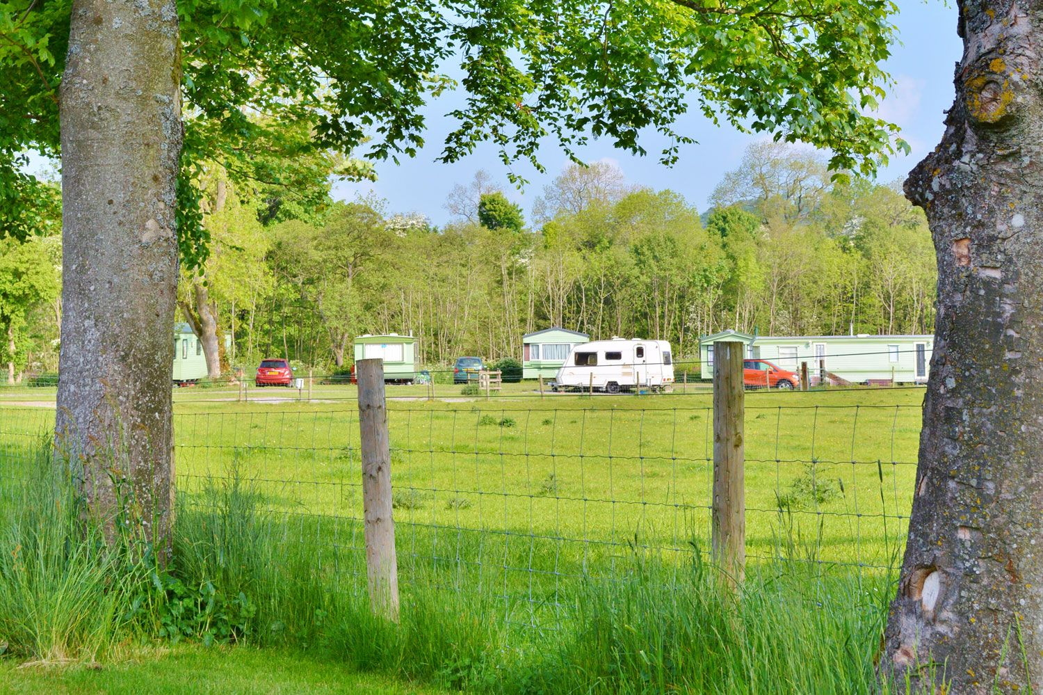 Tourers and Motorhomes